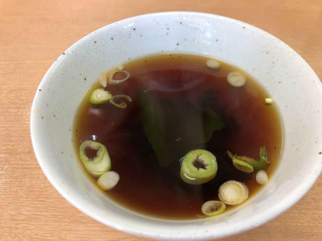 かき揚げ丼のスープネギワカメ入り.jpg