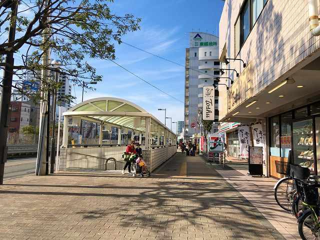 れんげ3駅を望む.jpg