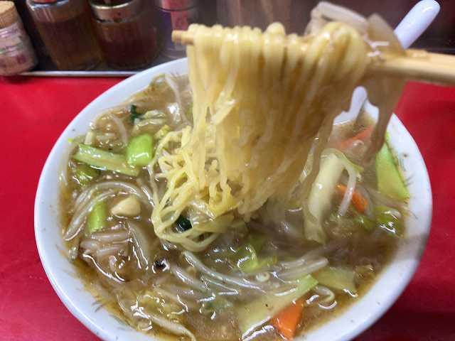サンマ11麺が重い3.jpg