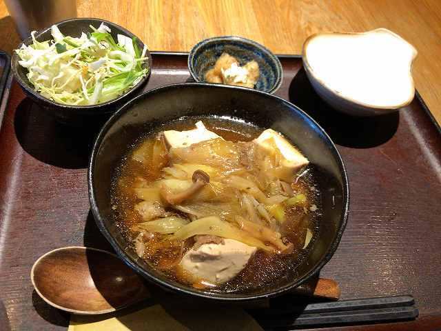 ダブルランチ3肉豆腐2.jpg