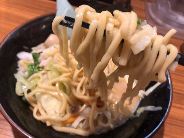 ベジ11麺は伸びてキタ.jpg