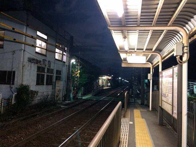 二丁目停車場3三ノ輪橋方面.jpg