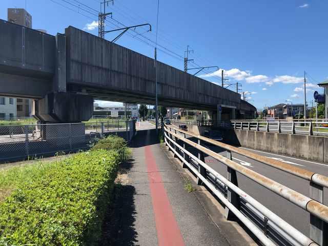 内藤ステーション跡から新前橋駅方面を望む.jpg