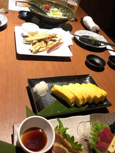 出汁巻玉子と薩摩芋スティック.jpg