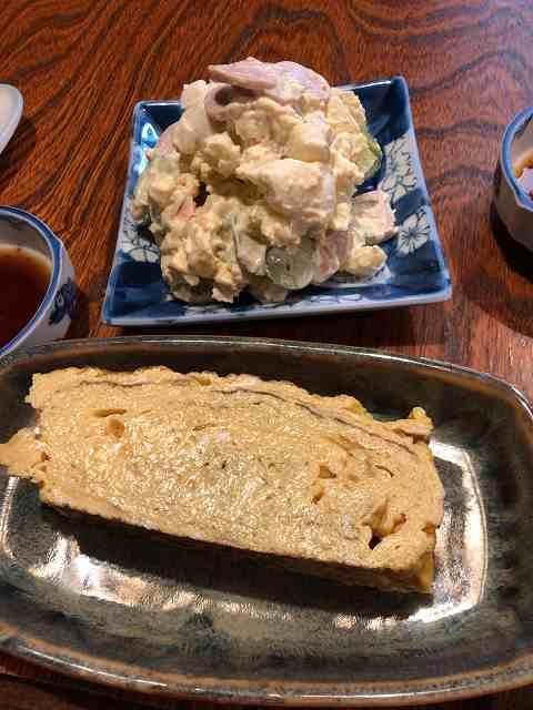 厚焼き玉子1ポテサラ1.jpg