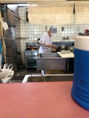 厨房10オヤジがチャーハン担当とは4-1.jpg