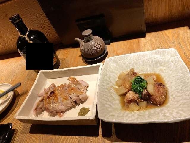 地鶏6煮豚唐揚げ6芋焼酎.jpg