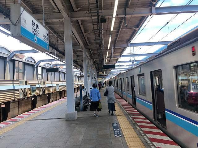 妙典駅暑い.jpg