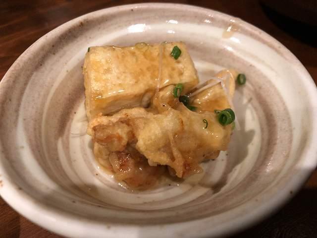 揚げ出汁豆腐&鶏天5.jpg
