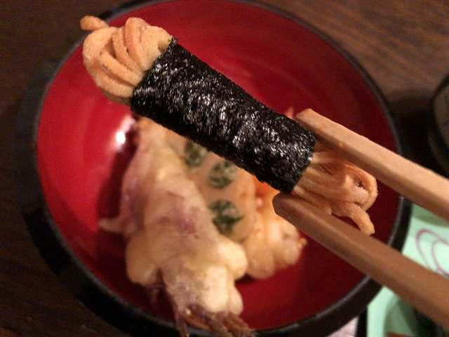 揚げ蕎麦9蕎麦海苔巻.jpg