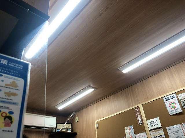 改装した店内6蛍光灯が明るくなった.jpg