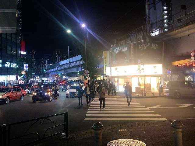 新橋駅へ.jpg