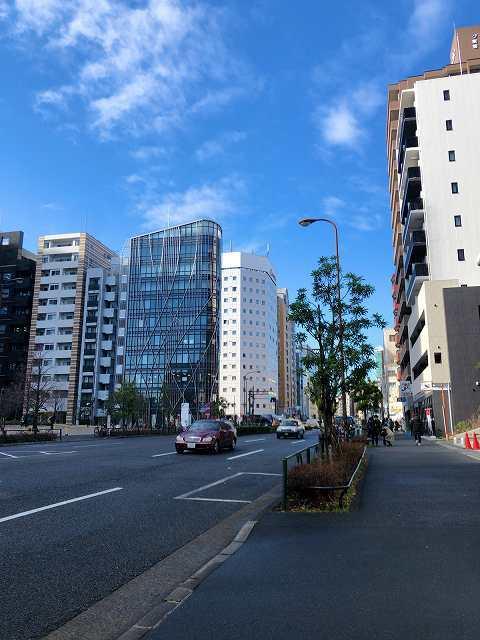 東新宿へ引き返す.jpg