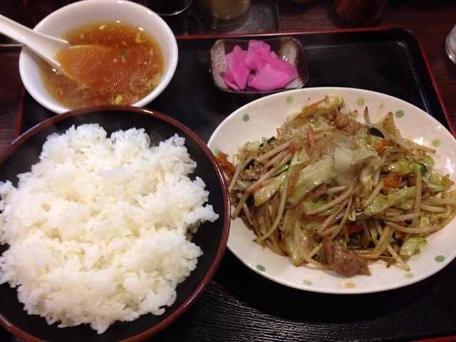 栄雅の野菜炒め定食.jpg