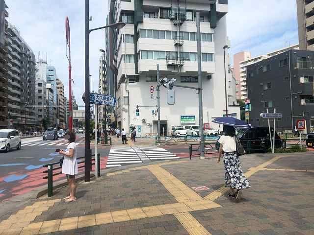 歩く1東新宿3番出口から大久保2丁目-1.jpg