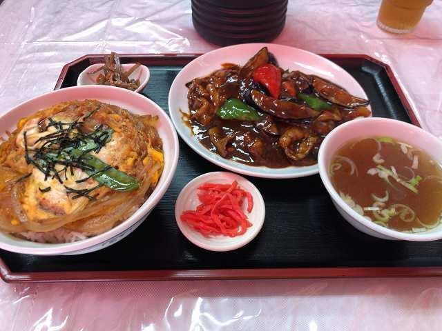 玉子丼1茄子味噌1.jpg