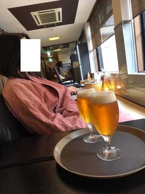 生ビールをグビリ.jpg