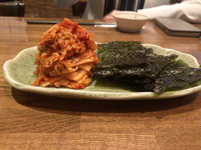 白菜キムチと韓国海苔1.jpg