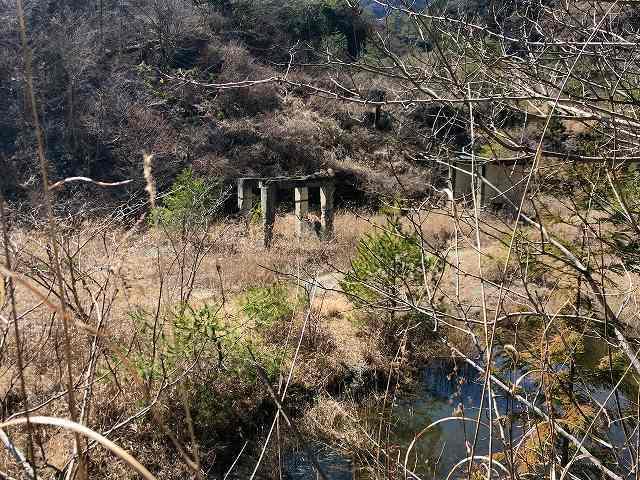 石切り場10獣道を上がる4遺構3.jpg