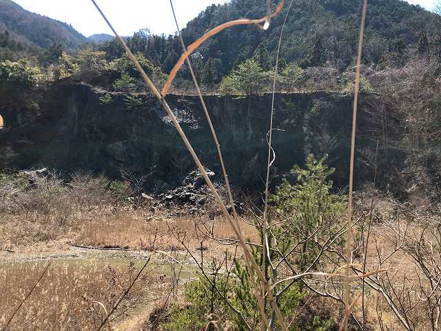 石切り場9獣道を上がる3段丘.jpg