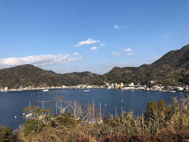 第一曲輪から湾を見る2.jpg