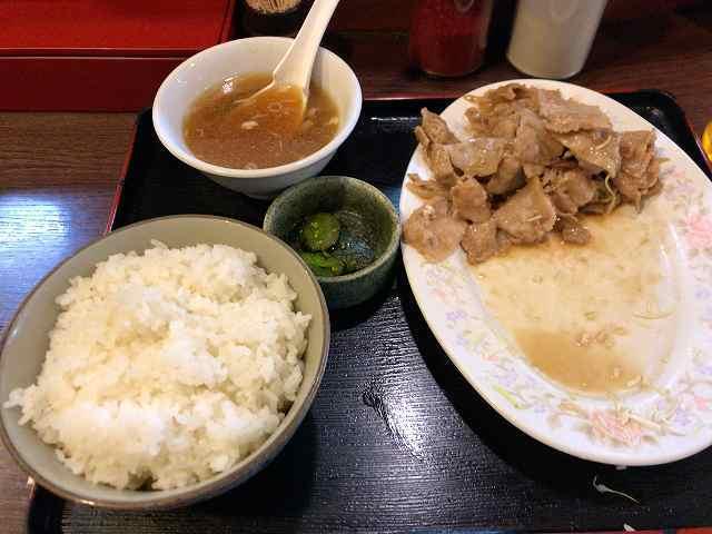 追加10生姜焼4肉だけになる1.jpg