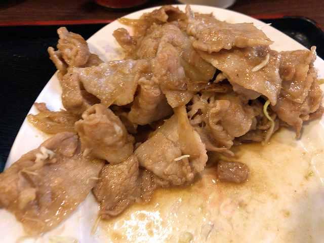 追加11生姜焼5肉だけになる2.jpg