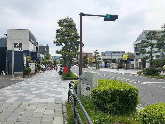 鎌倉4大鳥居跡.jpg