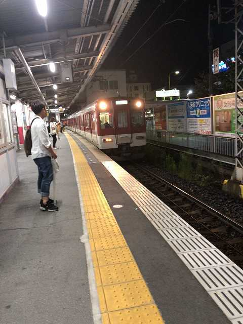 阿倍野へ引き返す.jpg